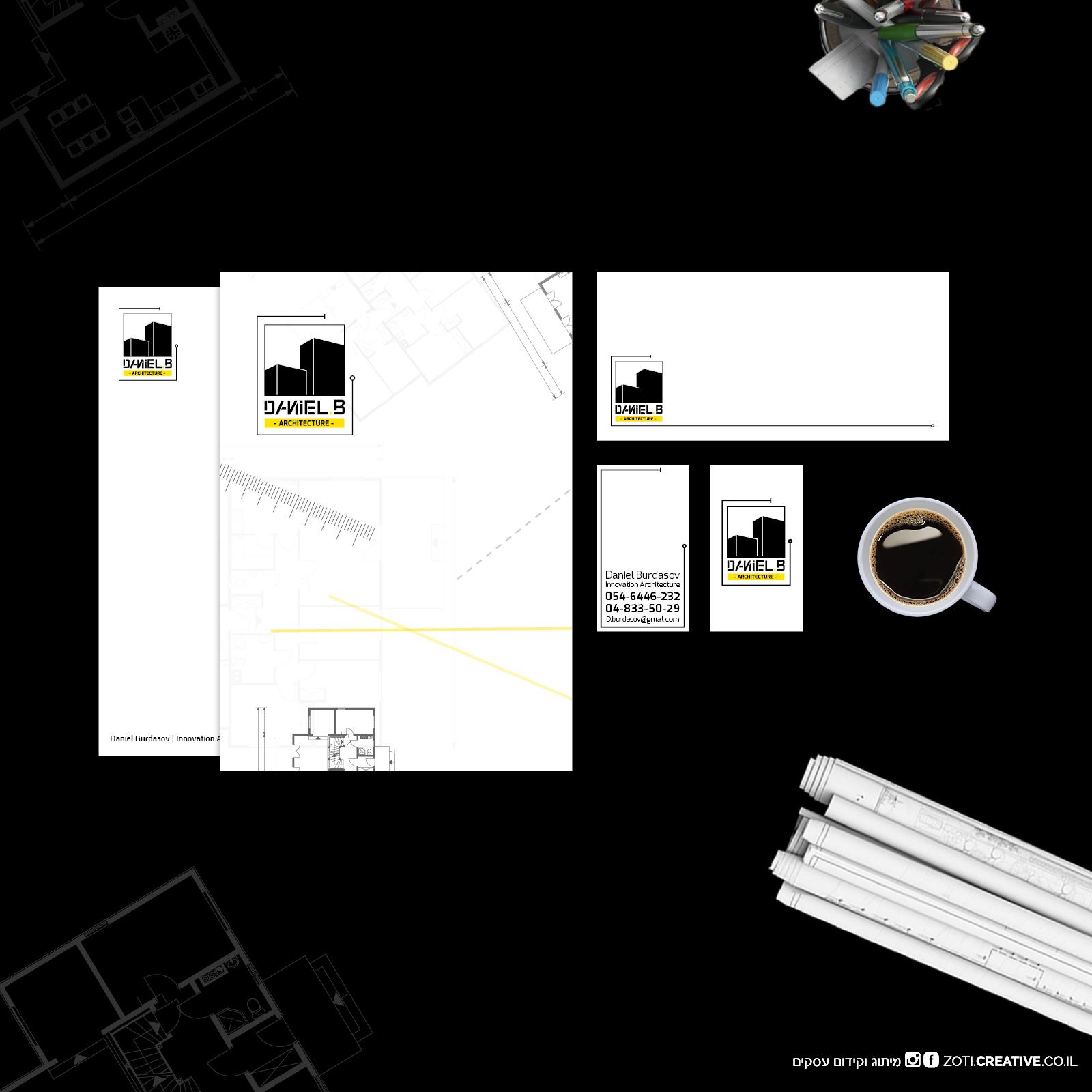 כרטיס ביקור אדריכלים